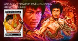 Mozambique 2018 Bruce Lee Wushu S201810 - Mozambique