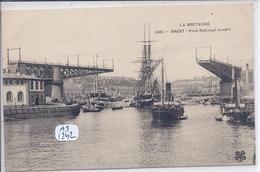 BREST- PONT NATIONAL OUVERT - Brest