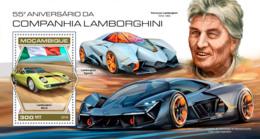 Mozambique 2018 Lamborghini Company Cars S201810 - Mozambique