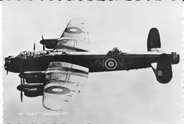 """R.A.F.  """"AVRO-LANCASTER"""" - 1939-1945: 2ème Guerre"""