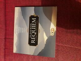 Cd   2 Cd Les Plus Beaux Requiem Mozart Verdi Faure Brahms Gounod - Klassik