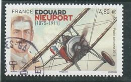 FRANCE 2016 OBLITERE EDOUARD NIEUPORT POSTE AERIENNE YT PA80 - PA 80 - - Airmail