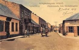 Pologne . N° 51003 . Lowitsch . Kriegsschauplatz - Poland
