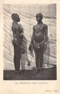 Centrafricaine . N° 51171 . Femmes Du Chef Matifara . Scarifications . Seins Nus - Centrafricaine (République)