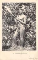 Centrafricaine . N° 51172 . Fileuse De Coton . Scarifications . Seins Nus - Centrafricaine (République)