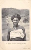 Centrafricaine . N° 51184 . Mandjia Femme Coiffure De Fete - Centrafricaine (République)