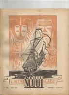SCOUT , LA REVUE DES SCOUTS DE FRANCE N° 174 MAI 1942 : L AVENTURE FRANCAISE - Scoutisme