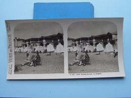 St. JEAN-de-LUZ : La Pergola : S. 215 - 4419 ( Maison De La Bonne Presse VUES De FRANCE ) Stereo Photo - Stereoscopic