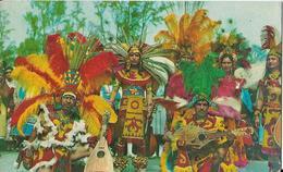 5-AZTEC DANCERS - America