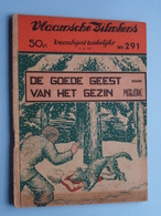 VLAAMSCHE FILMKENS ( Nr. 291 ) 7-6-36 : De GOEDE GEEST Van Het GEZIN ( Marjork ) ! - Juniors