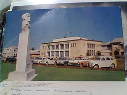Australia - QLD - Bundeberg Hinkler Aviation Memorial AUTO CAR OLD VOITURES   N1955 GX5796 Pieghina - Sunshine Coast