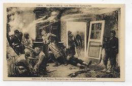 BAZEILLES - N° 126 A - LES DERNIERES CARTOUCHES - CPA NON VOYAGEE - Frankreich
