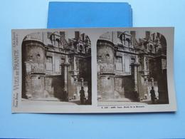 CAEN : Hôtel De La Monnaie : S. 220 - 4489 ( Maison De La Bonne Presse VUES De FRANCE ) Stereo Photo - Stereoscopic
