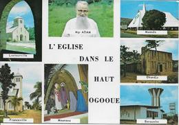 GABON-L'Eglise Dans Le Haut Ogogue-MO - Gabon