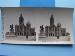 GRANVILLE : Eglise St. PAUL : S. 206 - 4295 ( Maison De La Bonne Presse VUES De FRANCE ) Stereo Photo - Stereoscopic