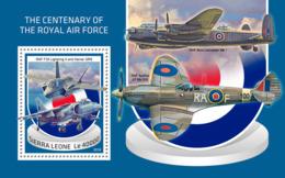 Sierra Leone 2018  Royal Air Force    S201810 - Sierra Leone (1961-...)