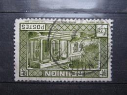 """VEND BEAU TIMBRE DE LA REUNION N° 143 , CACHET """" PLAINE DES PALMISTES """" !!! - Réunion (1852-1975)"""