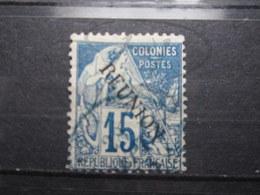 VEND BEAU TIMBRE DE LA REUNION N° 22 !!! - Réunion (1852-1975)