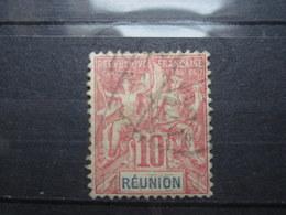 VEND BEAU TIMBRE DE LA REUNION N° 47 !!! - Réunion (1852-1975)