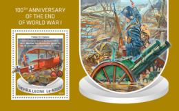 Sierra Leone 2018  World War I  S201810 - Sierra Leone (1961-...)