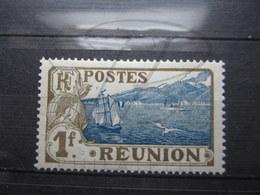 VEND BEAU TIMBRE DE LA REUNION N° 69 , XX !!! - Réunion (1852-1975)