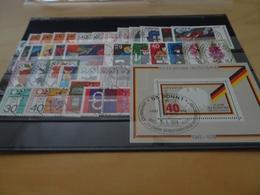 Bund Jahrgang 1974 Gestempelt Komplett (7922) - BRD
