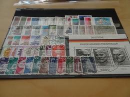 Bund Jahrgang 1975 Gestempelt Komplett (7930) - BRD