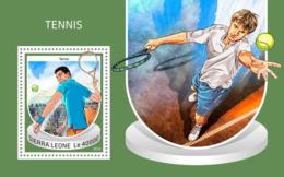 Sierra Leone 2018  Tennis  S201810 - Sierra Leone (1961-...)