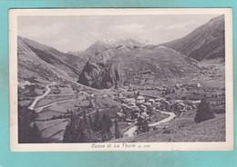 Old Post Card Of Conca Di La Thuile,Valle D'Aosta,Italy,R72. - Italia