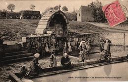 PLUVIGNER -56- LA FONTAINE DE SAINT GUIGNER - Pluvigner