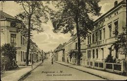 Cp Hagenow In Mecklenburg Vorpommern, Alte Bahnhofstraße - Deutschland