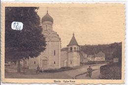 UCCLE- UKKEL- EGLISE RUSSE- ANIMEE - Uccle - Ukkel