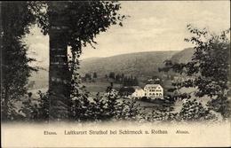 Cp Schirmeck Elsass Bas Rhin, Luftkurort Struthof - Autres Communes