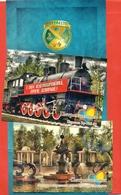 Kazakhstan 2018. A Set Of 14 Post Cards With Views Of Petropavlovsk. - Kazakhstan
