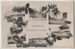 CPA 95 Souvenir De BEAUMONT SUR OISE - Beaumont Sur Oise