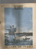 SCOUT , LA REVUE SCOUTE DES GARCONS DE FRANCE , N° 173 AVRIL 1942 - Scoutisme