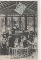 Martigny-les-Bains ; Intérieur Des Sources - Timbrée 1906 - Autres Communes