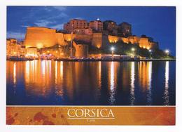 Haute Corse Corsica CALVI En 2008 Sarl Desjobert Ajaccio Timbre Archimboldo - Calvi