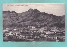 Old Post Card Of  Cabo Verde,Cape Verde R72. - Cape Verde