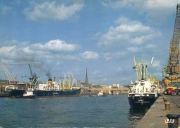 76 - ROUEN - Le Port Maritime - Rouen