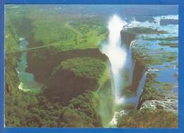 Simbabwe; Victoriafälle - Zimbabwe