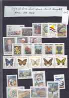 SYRIA 4 COMPLET Years 2004 To 2007 Incl. Souv.sheets All MNH -scarce - 4 Scans-  RED. PRICE- SKRILL PAYMENT ONLY - Syria