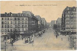 PARIS: AVENUE DU MAINE - District 15