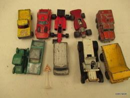 Lot De Miniatures  En L'etat - Jouets Anciens