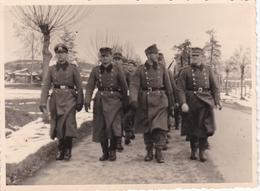 6 Fotos Aus Den Jahren 1943 Und 1944 Von Deutschen Soldaten In Lourdes - 1939-45