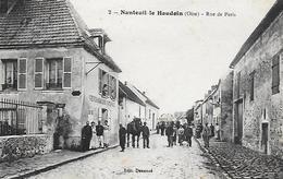 60)  NANTEUIL Le  HAUDOIN  - Rue De Paris  (  Gendarmerie  ) - Nanteuil-le-Haudouin