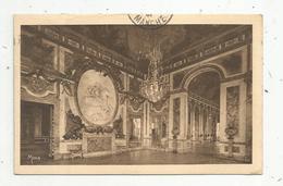 Cp , 78 , Château De VERSAILLES ,  Salon De La Guerre , Galerie Des Glaces, Voyagée 1931 - Versailles (Château)