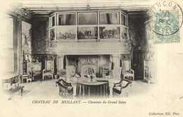 CHATEAU DE MEILLANT  Cheminée Du Grand Salon RV - Meillant