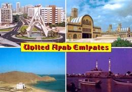 Asie United Arab Emirates  Multi Vues  BE - Emirats Arabes Unis