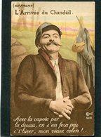 CPA - Illustration - SID - (Au Front) L'Arrivée Du Chandail - Guerre 1914-18